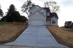 Installation Of Heated Driveway Systems Snow Melting Systems